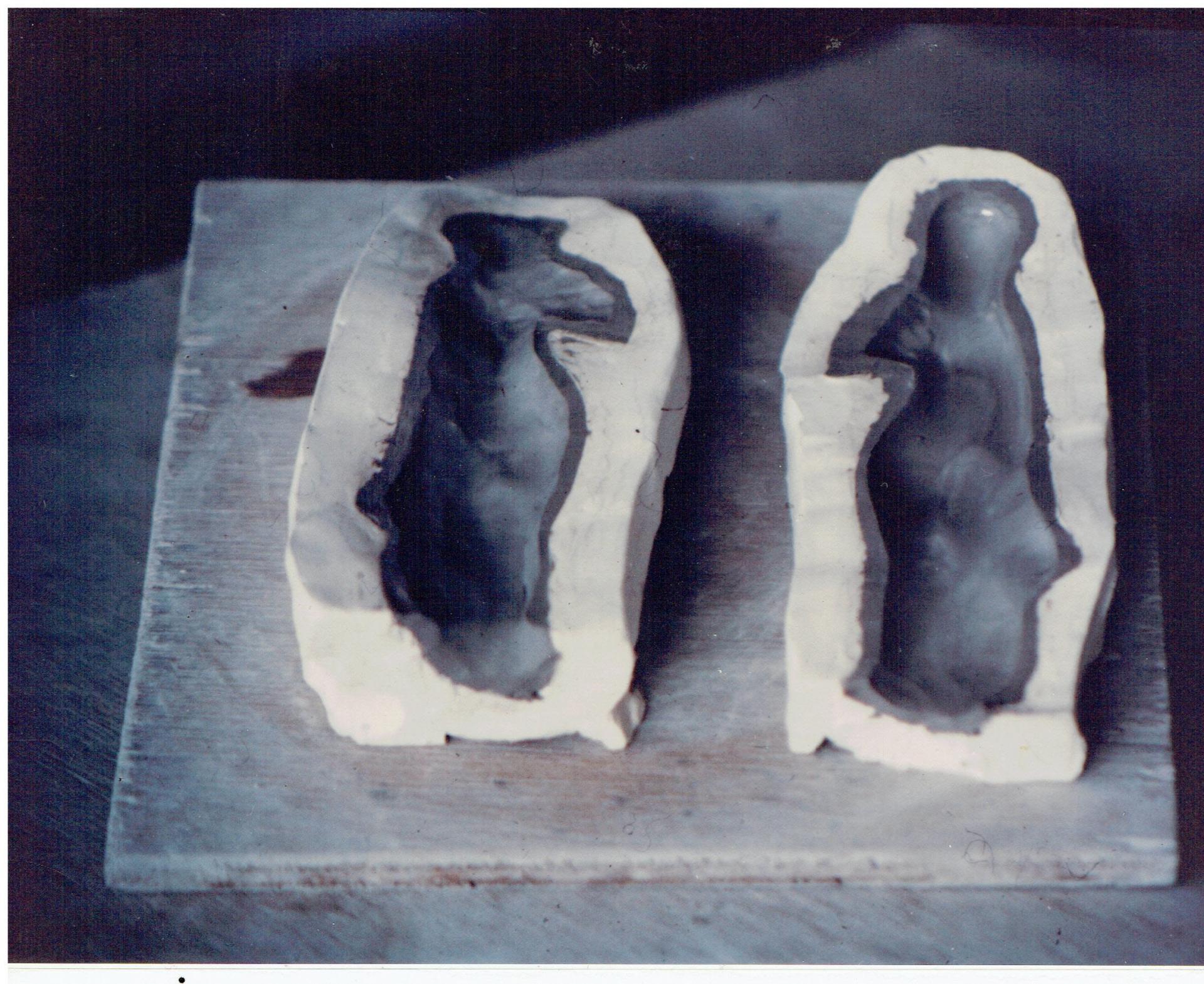 Moulage de figurine
