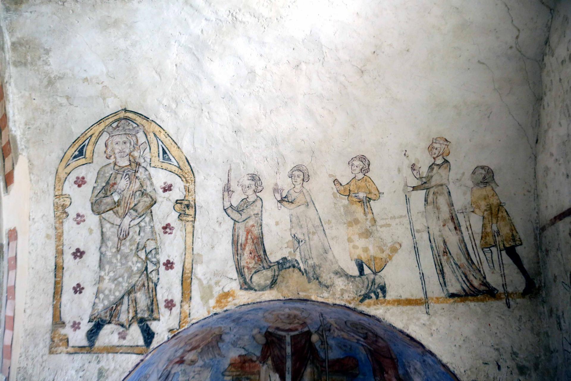 Eglises peintes db saulcet