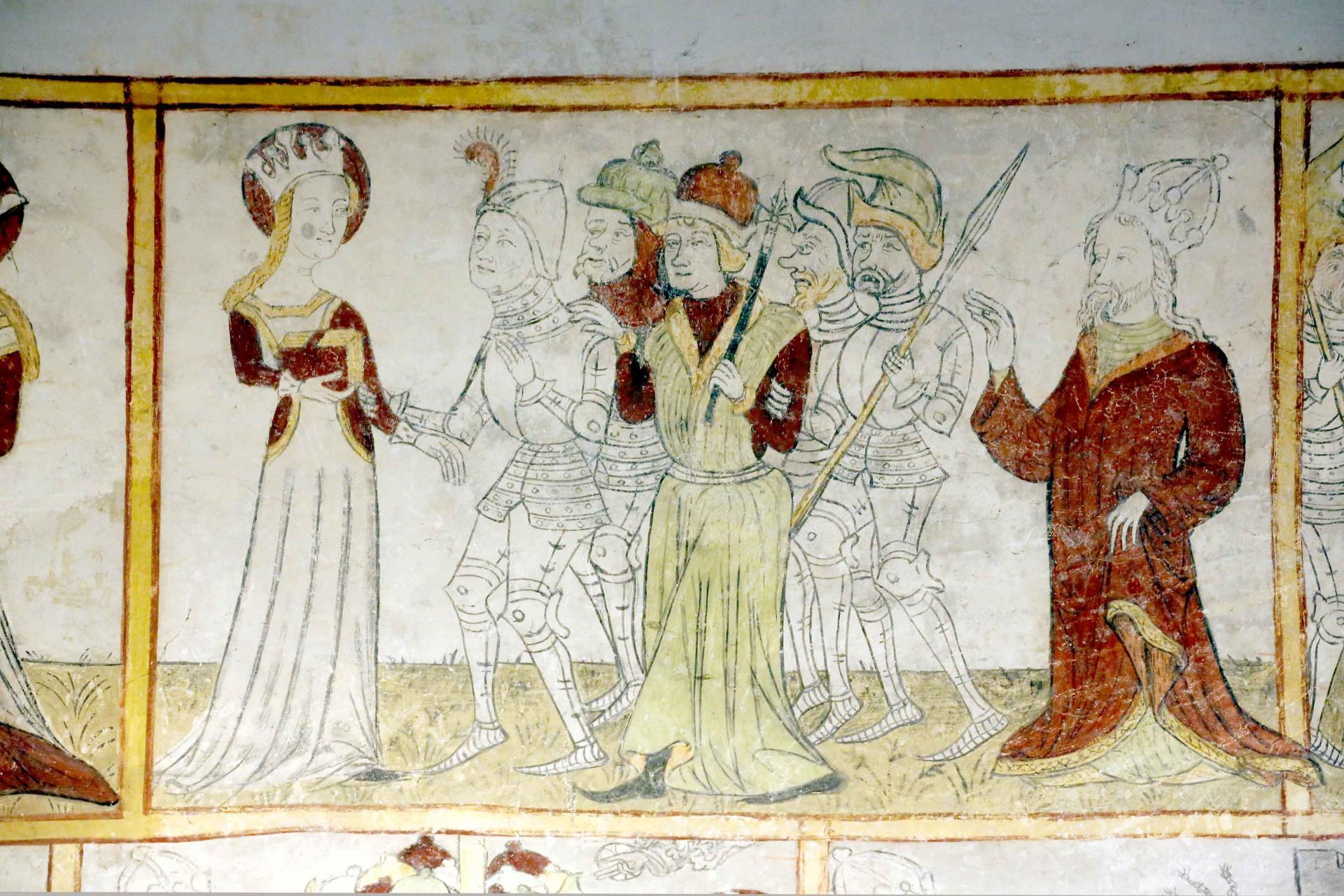 Eglises peintes db jenzat