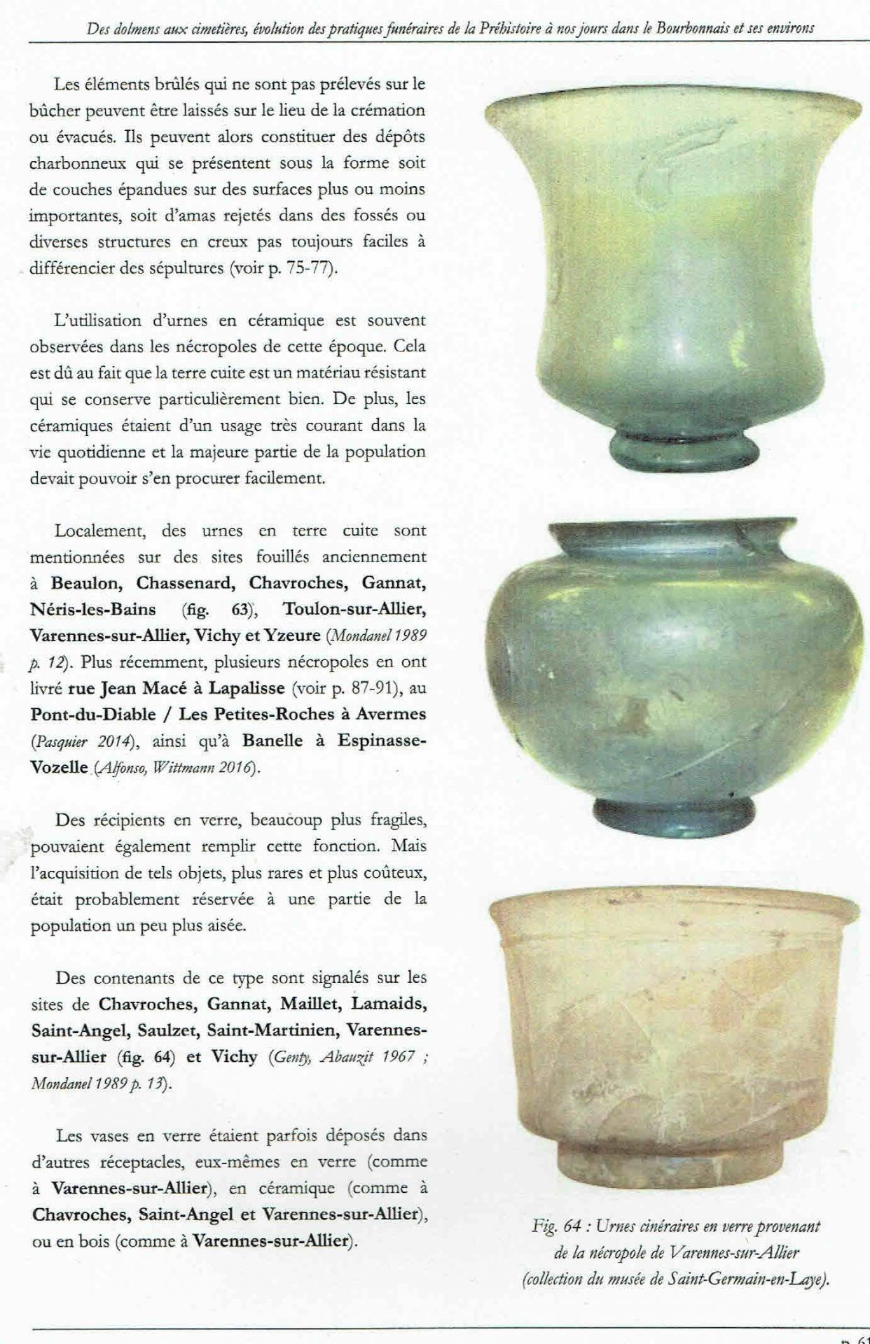 Pratiques funeraires page 61