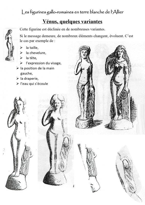 Venus quelques variantes page 0001